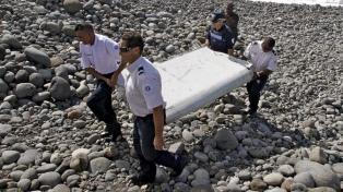 """Malasya Airlines: ven """"motivaciones políticas"""" en acusar a Rusia"""