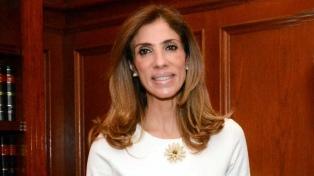 Claudia Ledesma de Zamora encabeza la lista oficialista de senadores