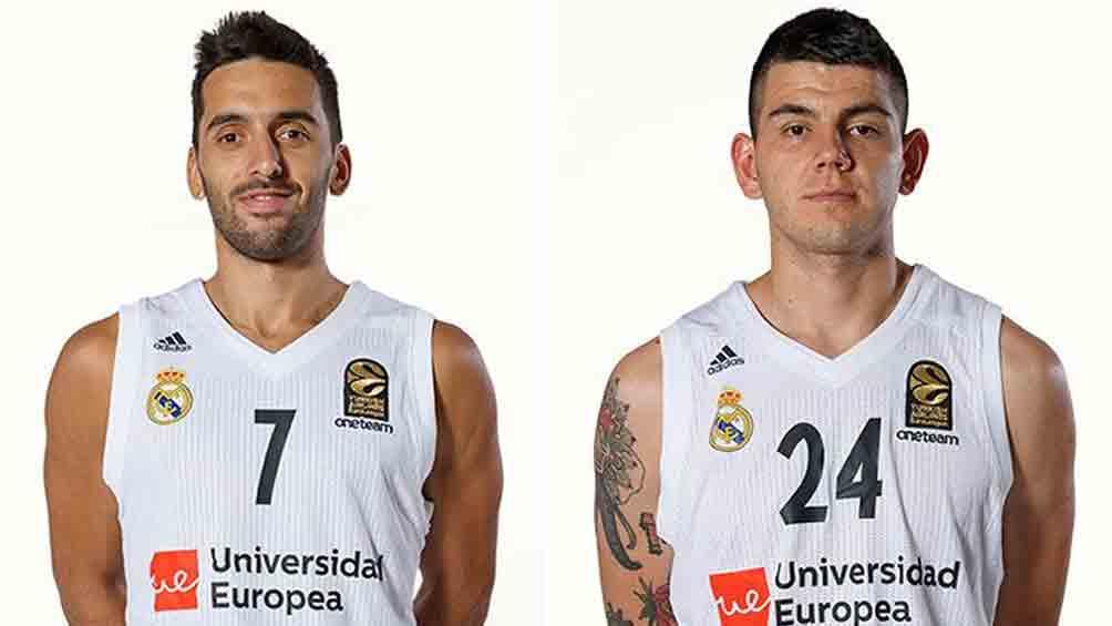Real Madrid: cuarentena por el positivo de coronavirus de un jugador de básquet
