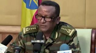 Matan al jefe del Ejército durante un intento de golpe de Estado