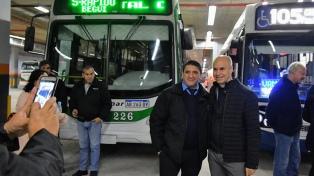 Rodríguez Larreta inauguró el estacionamiento subterráneo del Paseo del Bajo