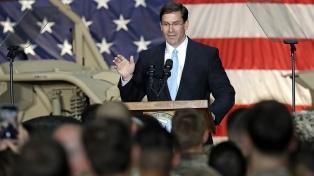 EEUU anunció la Operación Centinela en el Golfo Pérsico