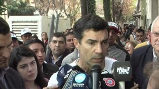"""Urtubey hizo campaña por Lavagna y advirtió que """"desde Buenos Aires presentan ajuste y corrupción"""""""