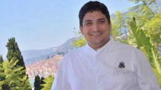 """La Legislatura porteña declaró """"Personalidad Destacada"""" al chef Mauro Colagreco"""