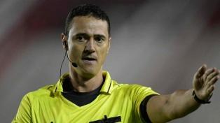 Wilmar Roldán será el árbitro de Argentina - Venezuela