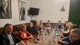 El cordobés Carlos Caserio será el nuevo presidente del bloque justicialista del Senado