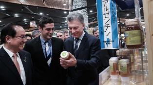 """Macri: """"Hemos estrechado vínculos con Japón como nunca antes en nuestra historia"""""""