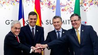 Macri ratificó el compromiso de la Argentina con el Acuerdo de París