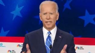 Biden enfrentó duras críticas en su primer debate como candidato