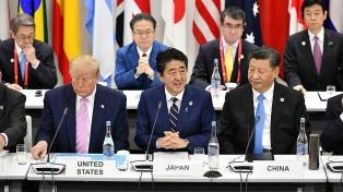 Trump muestra su lado más amable al inicio de un G20 marcado por divisiones