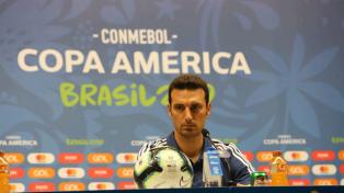 """Scaloni y el duelo ante Chile: """"Queremos terminar de la mejor manera"""""""