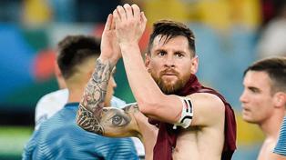 """Tite valoriza el triunfo porque Lionel Messi es """"excepcional"""""""