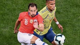Chile ganó por penales y consiguió el pase a semifinales