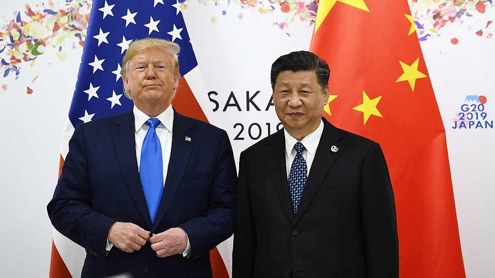 El Gobierno se compromete a un acuerdo comercial con Estados Unidos
