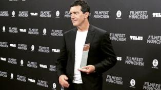 Antonio Banderas, premiado en el Festival de Cine de Munich