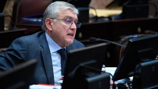 Jura el senador Pais como reemplazante de Pichetto en el Consejo de la Magistratura