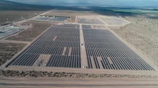Comenzó a operar el Parque Solar Ullum IV