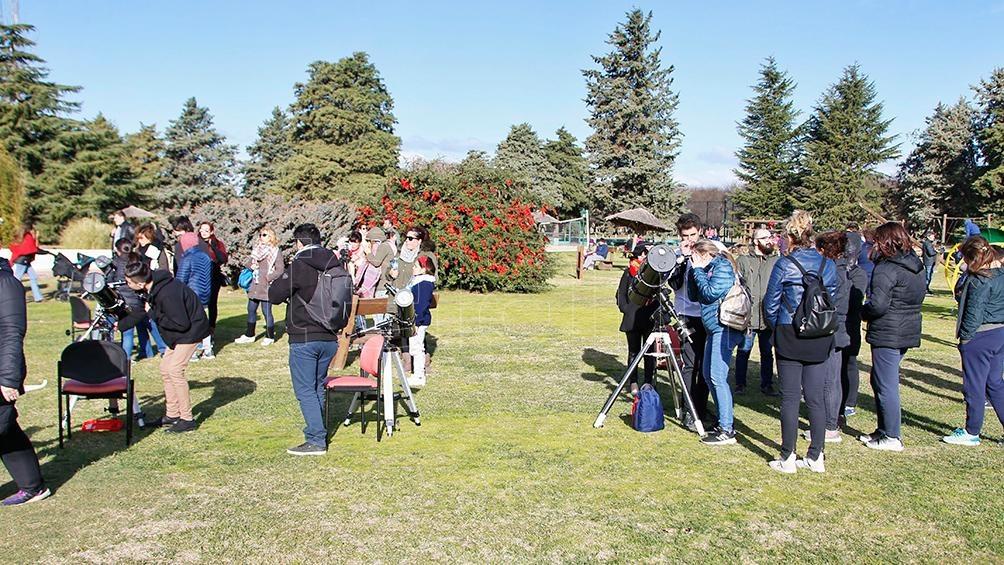 Grupo Astro Divulgadores en Santa Rosa, La Pampa
