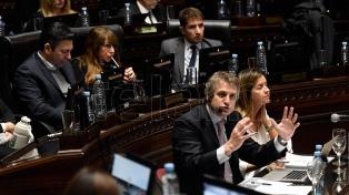 """Felipe Miguel pidió a los legisladores que en la campaña electoral """"sigan votando leyes"""""""