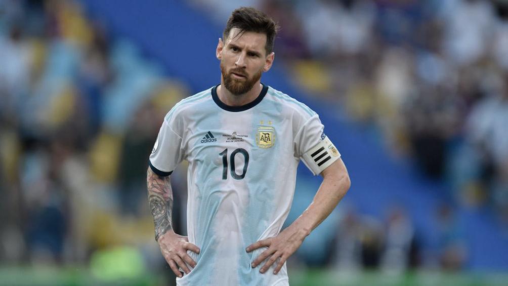 Messi reaparecerá en la segunda fecha de Eliminatorias contra Bolivia