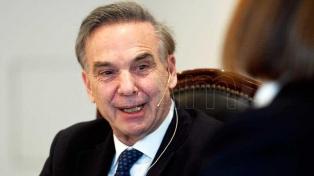 """Pichetto planteó la necesidad de """"levantar el techo"""" del impuesto a las Ganancias"""