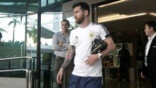 Argentina viaja a San Pablo para jugar el sábado por el tercer puesto