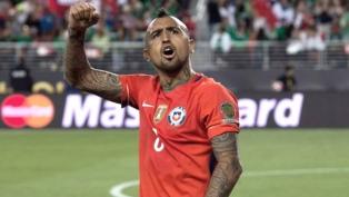 """Rueda: """"La participación de Vidal contra Argentina es incierta"""""""
