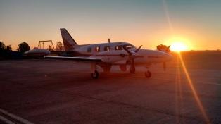 Trasladarán en aviones antigranizo a personas involucradas en la tragedia de Tucumán