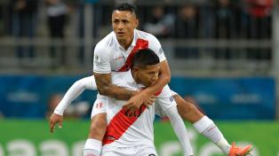Perú dio la sorpresa y es finalista