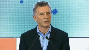 """Macri: """"Es falso que el acuerdo Mercosur-UE dañe"""" el mercado argentino"""