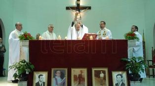Con diversos actos, recuerdan el 43er. aniversario de la masacre de San Patricio