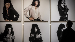 Inauguran una muestra con icónicas fotos de Queen tomadas por el prestigioso Mick Rock