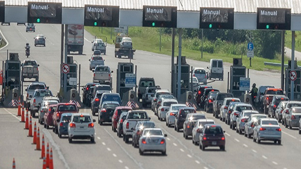 El gobierno suspendió el cobro de peajes en rutas y accesos a la Ciudad