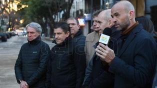 Abrieron al tránsito la calle Echeverria en la estación Belgrano del Viaducto Mitre