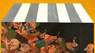 Una obra de Seguí subastada en US$224.000 dólares es la pieza más cara vendida en el país