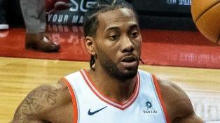 Kawhi Leonard, nueva figura de los Clippers