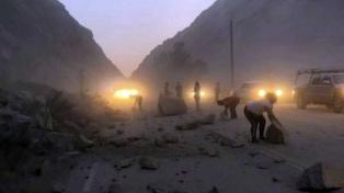 Un segundo temblor de magnitud 7,1 sacude a California en menos de 48 horas