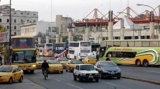 Choferes levantan paro del transporte interurbano de pasajeros en Córdoba