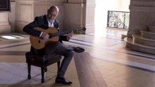 """César Angeleri asume en cuarteto un """"Punto de partida"""" para el tango"""