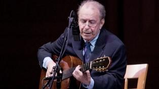 Murió a los 88 años João Gilberto, uno de los padres de la bossa nova