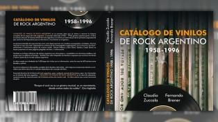 Por primera vez, los vinilos del rock argentino tienen un exhaustivo catálogo que los agrupa