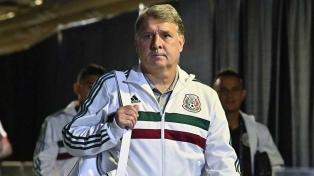 México se consagró campeón con el DT argentino Gerardo Martino
