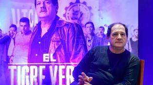 """Julio Chávez: """"Construí al Tigre Verón apelando a la identidad argentina"""""""