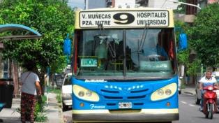 La provincia, sin transporte público por tercer día por un reclamo salarial