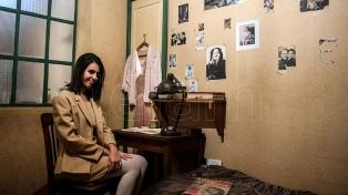 La historia de Ana Frank recreada con forma de musical, por Angel Mahler