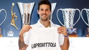 Nicolás Laprovittola jugará en el Real Madrid