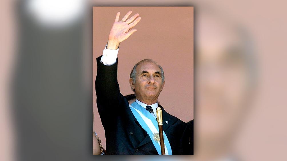 Llegó a la Presidencia después de imponerse en la primaria de la Alianza a Graciela Fernández Meijide.