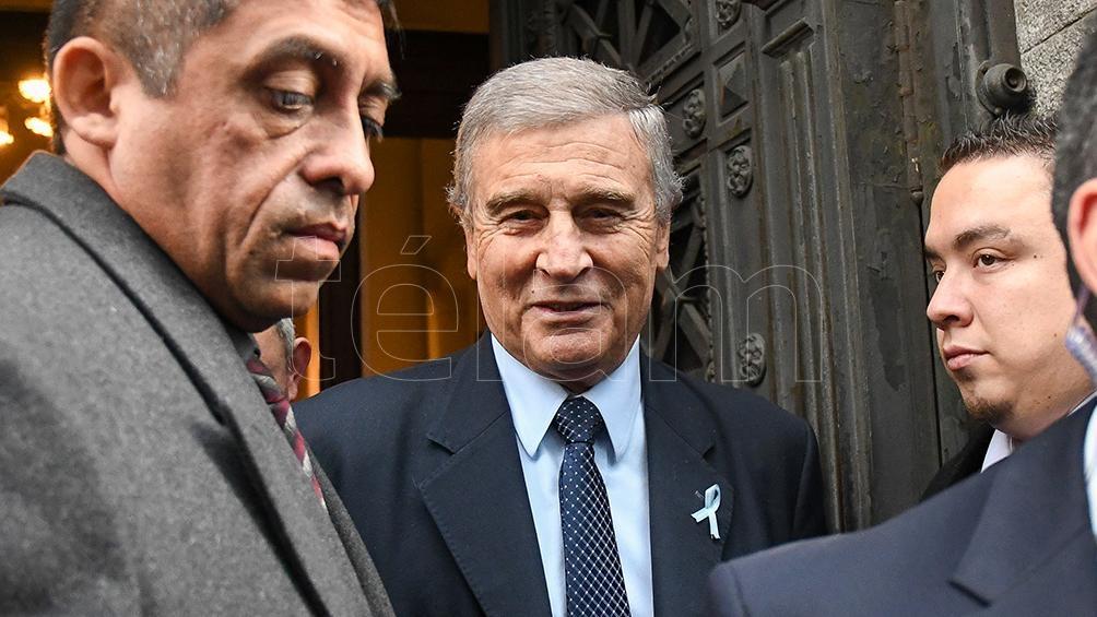 El Ministro de Defensa Oscar Aguad le llevó sus condolencias a la familia.