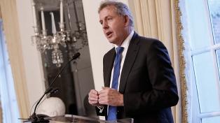 Renunció el embajador británico en EE.UU. tras la polémica con Trump