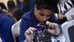 La asistencia a las escuelas técnicas creció pero persiste brecha de género